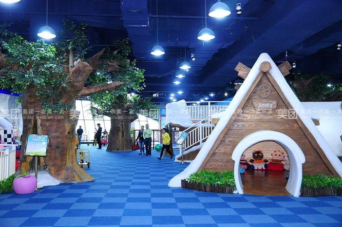 吉米童话王国儿童主题乐园环境图