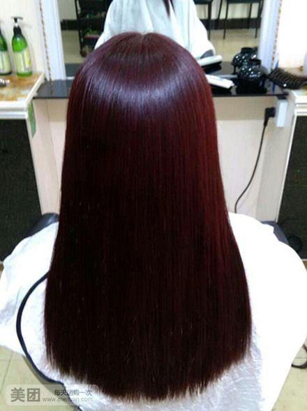染头发的步骤与流程
