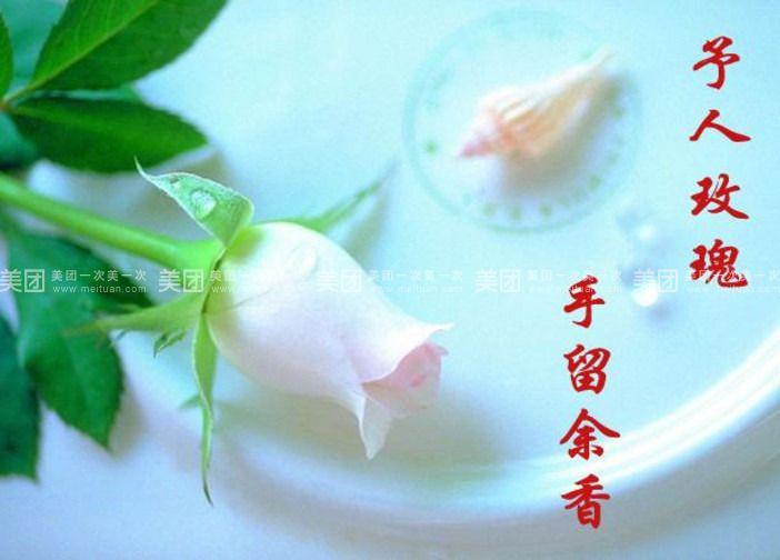 【郑州予人玫瑰【永恒的爱】金箔玫瑰浪漫物语