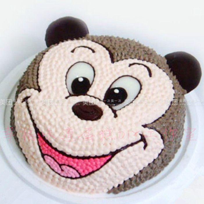 2017欧式老鼠蛋糕图片