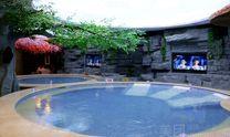 泰州麒麟浴场有大背