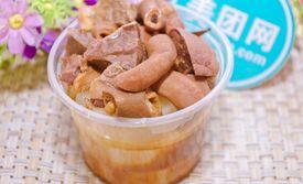 【港式美食】牛丸+牛杂+面筋+豆卜+萝卜1份,美食的楼丰年年几是在图片
