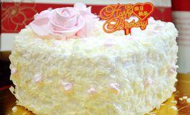南京美团网:南京今日团购:【安特鲁】维多利亚巧克力蛋糕1个,约10英寸,心形