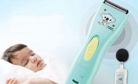 仅售59元全国包邮!价值158元的运宝婴儿理发器1个。运宝婴幼儿充电理发器,超静音,宝宝儿童理发器AC-512G。
