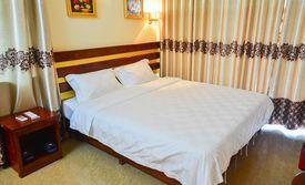 仅售45元!价值80元的大床房钟点房3小时,免费WiFi。