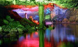 仅售145元!价值180元的由神州旅行社提供的本溪水洞门票1张,饱览大好河山。