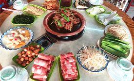 【老北京羊肉饼糕点蝎子】6人餐,优质的v肉饼,做火锅材料少的图片