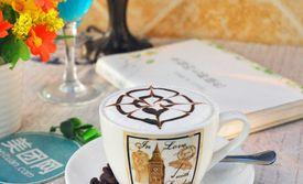 【jieck赖-奶茶甜品铺】咖啡抵用券1张,仅适用于咖啡,提供免费WiFi