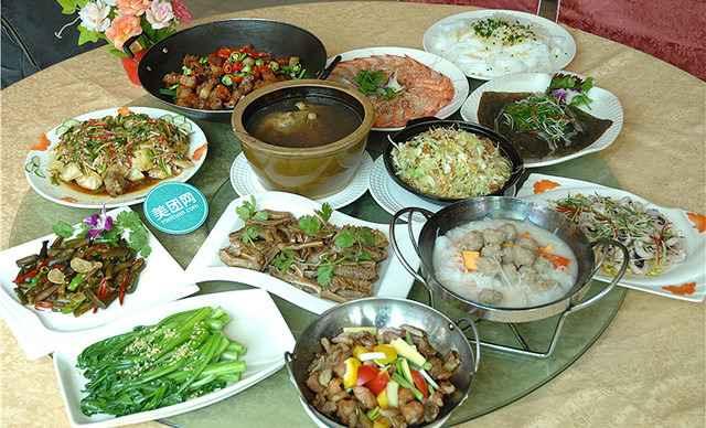 聚福堂菜馆