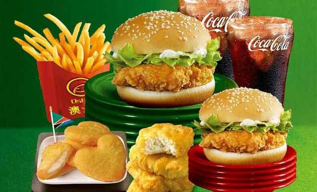 澳士客中西式快餐图片