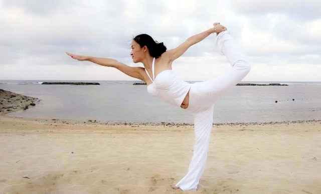 【文山市】vika唯卡舞蹈生活会馆瑜伽教练班1次
