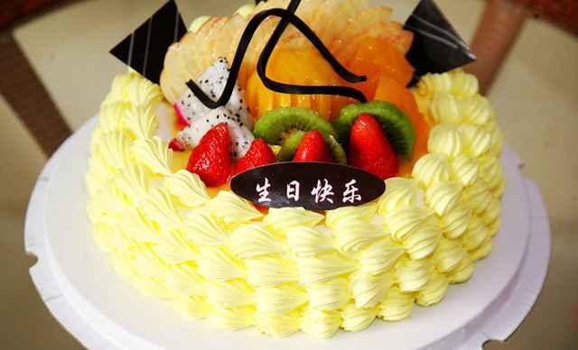 金喜洋蛋糕