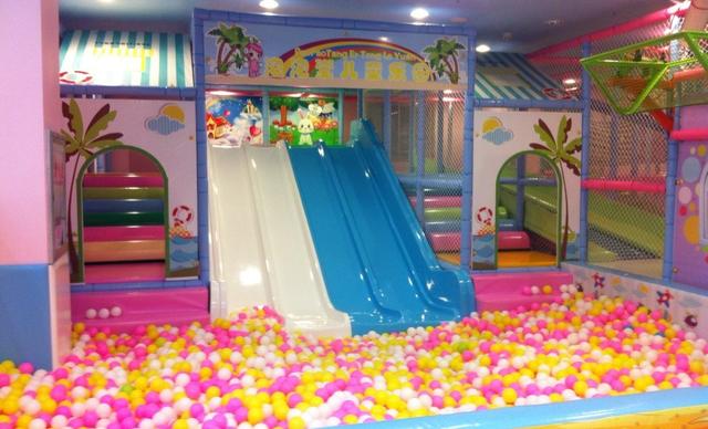 泡泡堂儿童游乐园