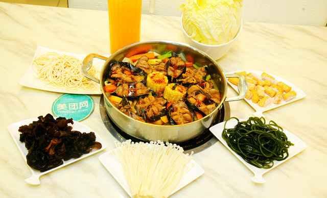 【青州等】李仙记三汁焖锅米线-美团
