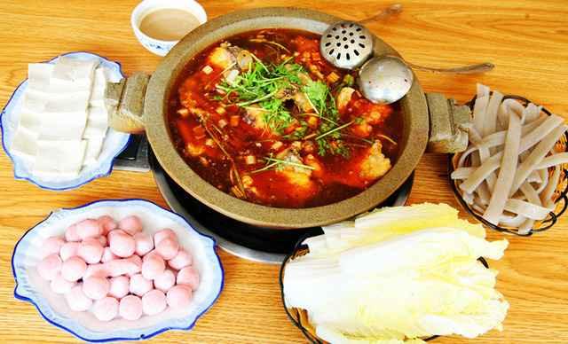 【青州等】重庆石锅鱼-美团