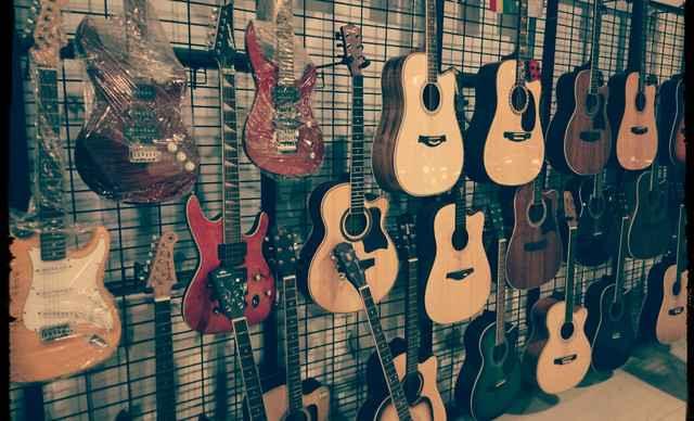 爱乐之城吉他谱子