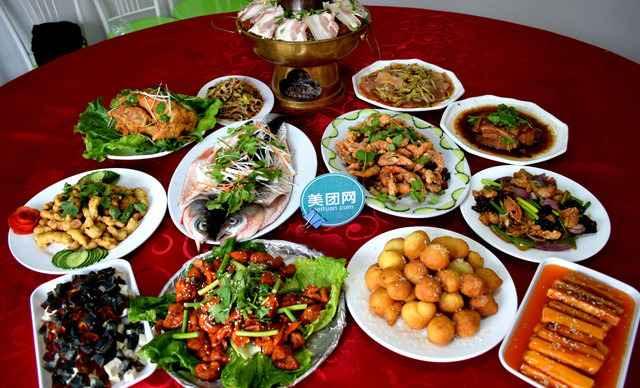 北方家常菜馆