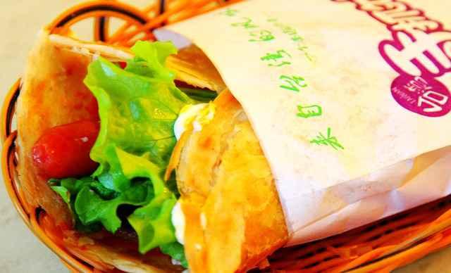 【青州等】台湾手抓饼-美团