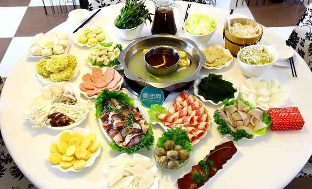 蔬香阁花园火锅餐厅团购 美团网