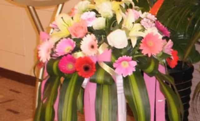 婚礼 花花 素材手绘