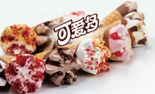 【25店通用】和路雪冰淇淋可爱多10支