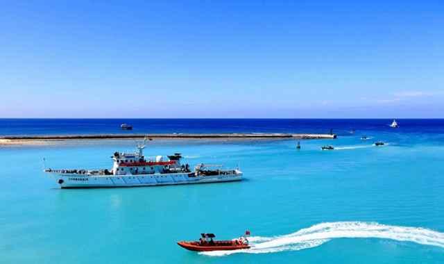 西沙群岛纯玩5日跟团游5星级酒店*椰香公主号北部湾之星