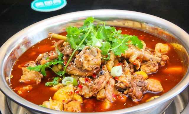 重庆江湖菜