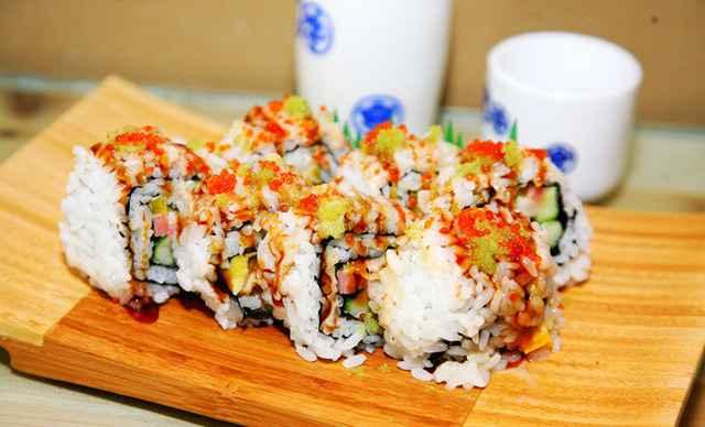 米多多寿司坊