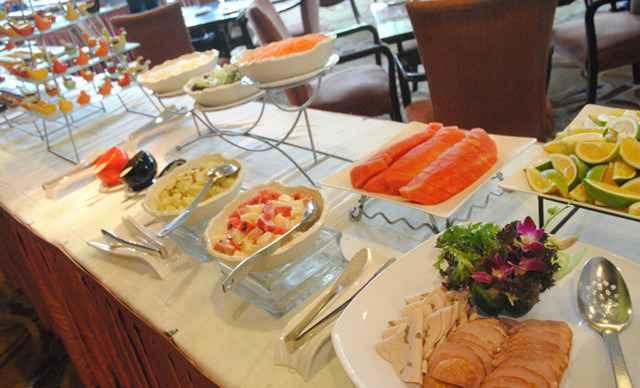 逸豪酒店波士顿西餐厅