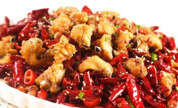 福满楼川湘菜云之味烤鱼-美团