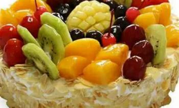 金皇冠蛋糕-美团