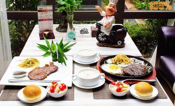 玫瑰庄园咖啡西餐厅(江北店)-美团