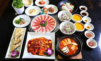 花开园韩国烧烤(科学城店)-美团