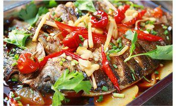 老万州烤鱼-美团