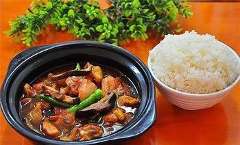 老友记黄焖鸡米饭(解放一路店)-美团