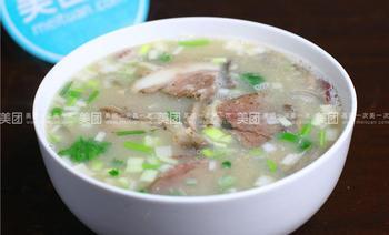 长辉羊汤-美团
