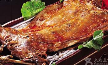 蒙古碳烤羊腿(太平路店)-美团