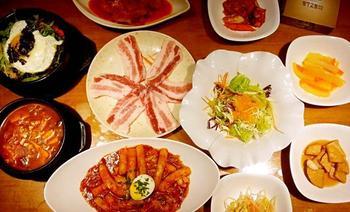 看了又看韩国料理(中山亭店)-美团