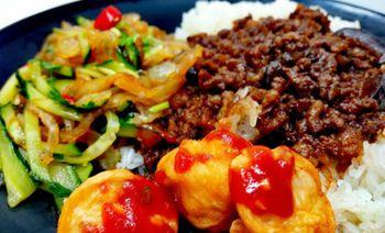 白桥台湾肉燥饭-美团