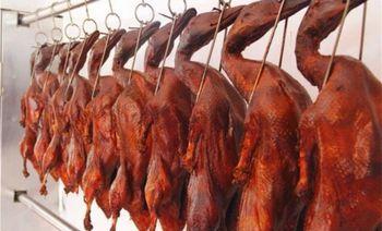 超味果木烤鸭-美团