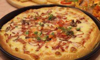 贝果披萨-美团