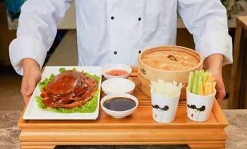 三餐枣木烤鸭(八一路店)-美团