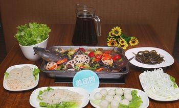 留鱼唐农家菜-美团