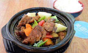 盛记黄焖鸡米饭(宝丰店)-美团