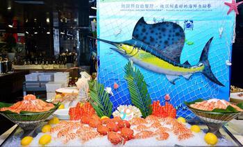 摩登克斯无国界海鲜自助餐厅-美团