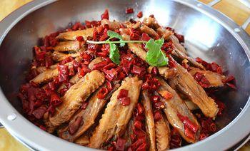 鸭掌门火锅特色吃鸡爪是多么a掌门的事图片