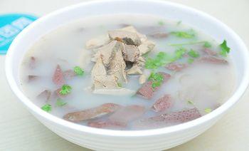 秦淮鸭血粉丝汤-美团