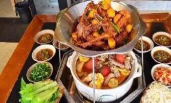 特色排骨汤-美团