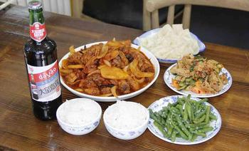 尔萨大盘鸡(东影北路店)-美团