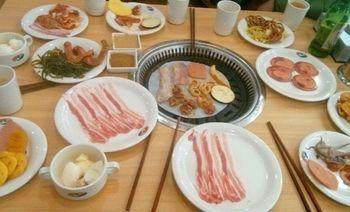 韩贝宫烤肉-美团